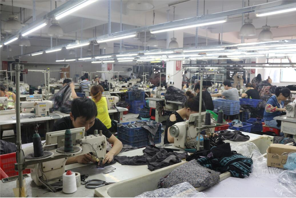 Apparel Production Workshop