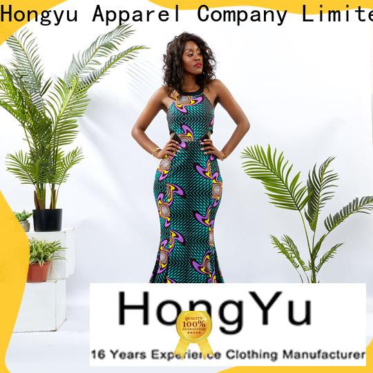 floral latest african fashion dresses shoulder africa