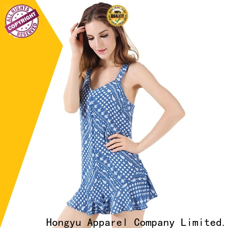 HongYu Apparel formal jumpsuits for women design women