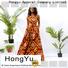 HongYu Apparel modern african dresses shoulder africa