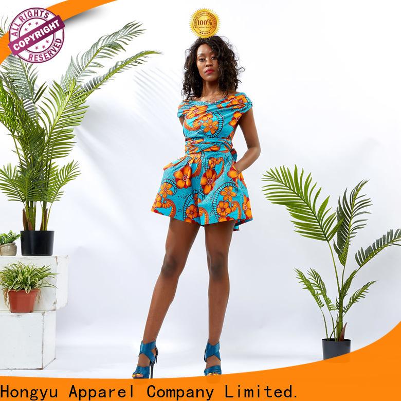 ankara ladies jumpsuits romper africa