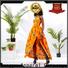 HongYu Apparel backless african dresses for girls floor africa