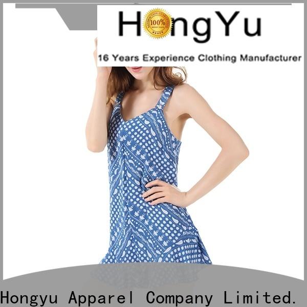 HongYu Apparel summer rompers service women