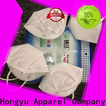 HongYu Apparel high quality disposable surgical mask for dust for patient