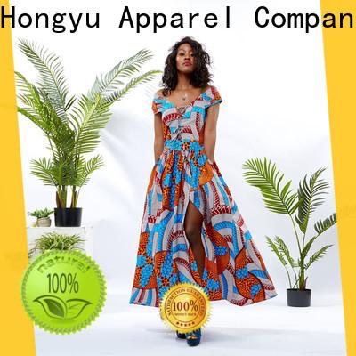 design african attire dresses floor africa