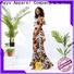 HongYu Apparel v neck dress shoulder africa