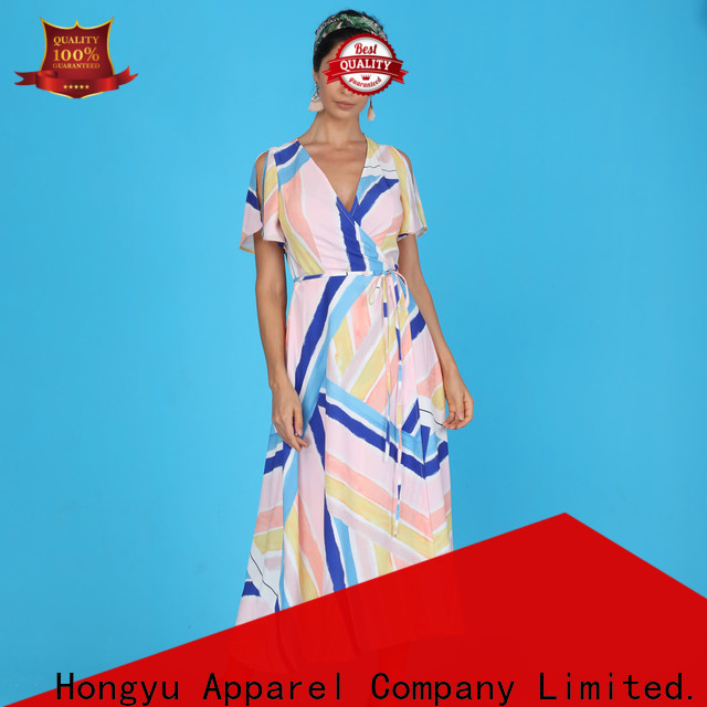 HongYu Apparel african dresses for girls off africa