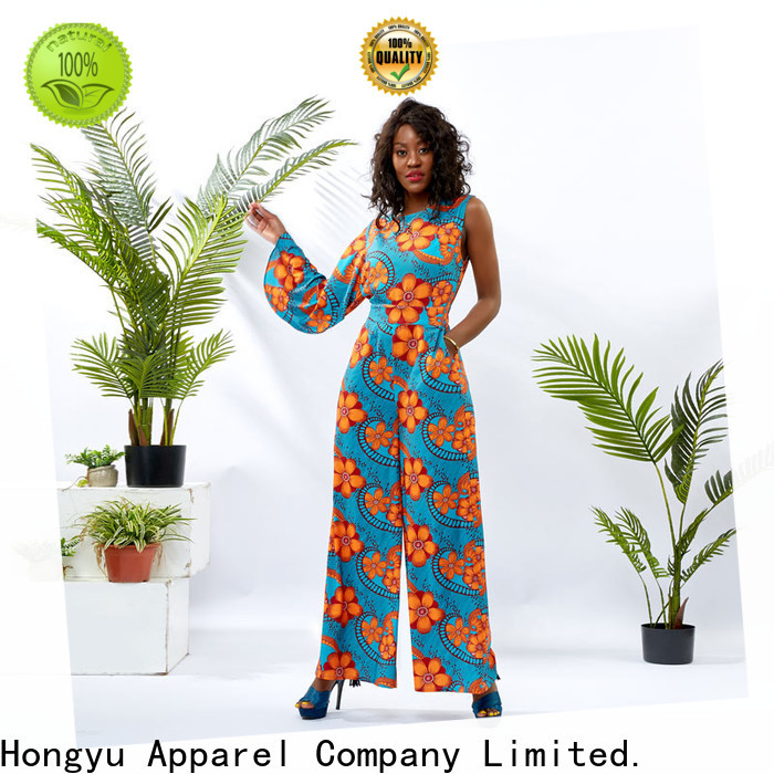 print dressy jumpsuits for women design africa