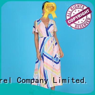 HongYu Apparel oem classic dresses women reception