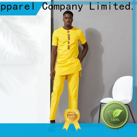 HongYu Apparel design custom made t shirts clothes work
