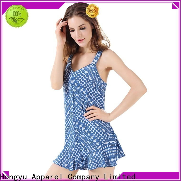 HongYu Apparel casual jumpsuits service africa