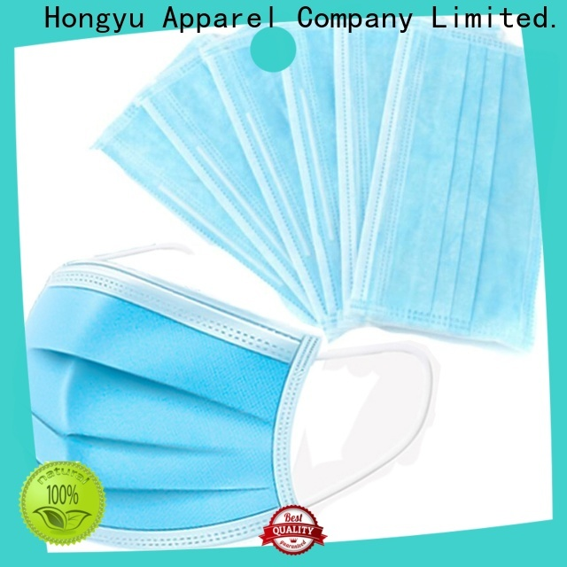 HongYu Apparel medical face masks for man for doctor
