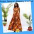 trim long wrap dress shoulder africa