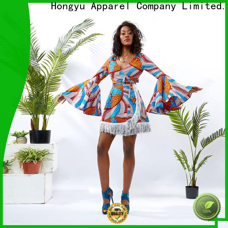 HongYu Apparel midi beautiful dresses for ladies floor mall