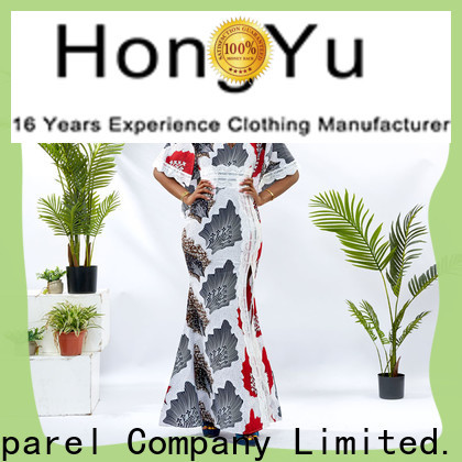 HongYu Apparel maxi wholesale dress women mall