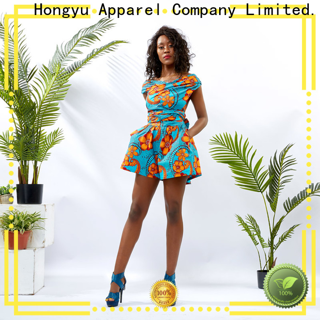 HongYu Apparel casual jumpsuits for women romper travel