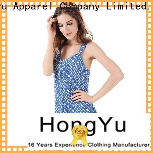 HongYu Apparel formal romper service women