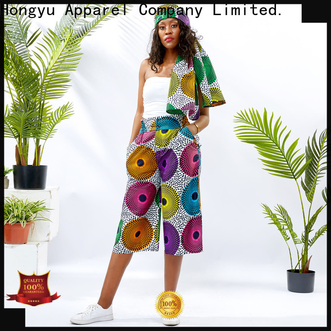 colorful cotton pants wholesale africa