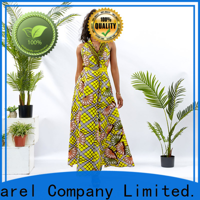 HongYu Apparel two long african dresses shoulder africa