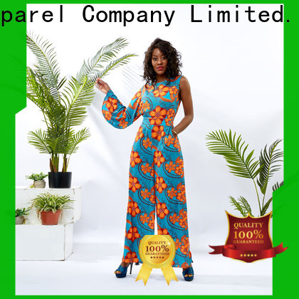 HongYu Apparel print dressy jumpsuits for women romper travel