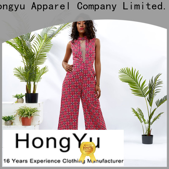 HongYu Apparel casual jumpsuits service travel