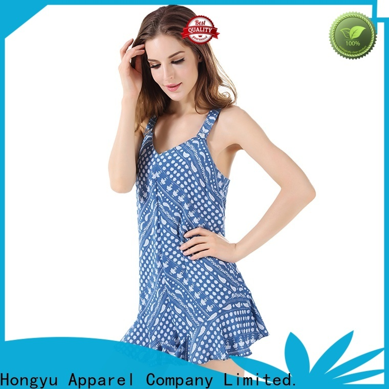 HongYu Apparel soft summer rompers design women