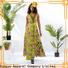 HongYu Apparel print beautiful african dresses shoulder africa
