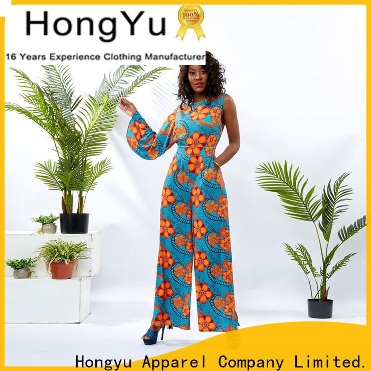 HongYu Apparel casual jumpsuits romper women