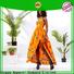 HongYu Apparel sequin silk wrap dress off africa