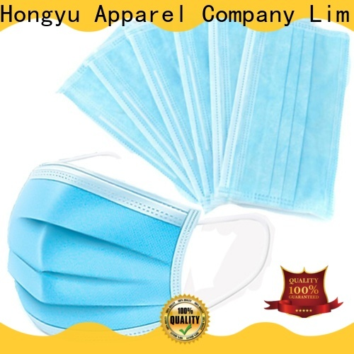 HongYu Apparel wholesale medical face mask for hospital