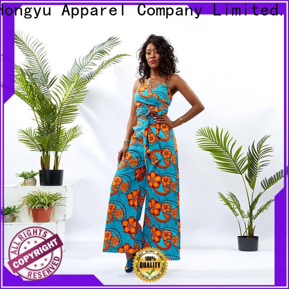 HongYu Apparel two piece dresses women travel
