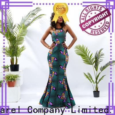 HongYu Apparel pieces stylish dress for women floor africa