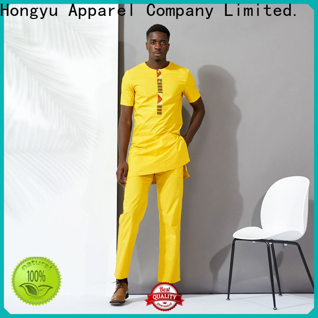 HongYu Apparel mens loungewear bottoms man