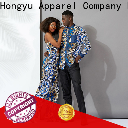 HongYu Apparel best couple wear men