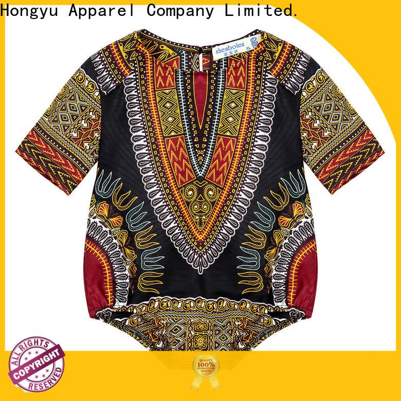 HongYu Apparel toddler girl clothes design boys
