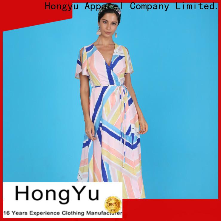 design elegant dresses for women shoulder reception