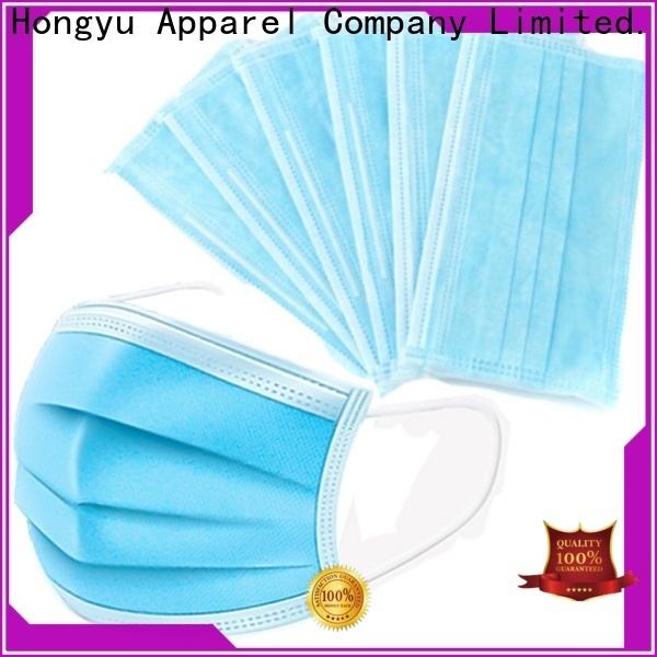 HongYu Apparel high quality medical face masks for kids for doctor