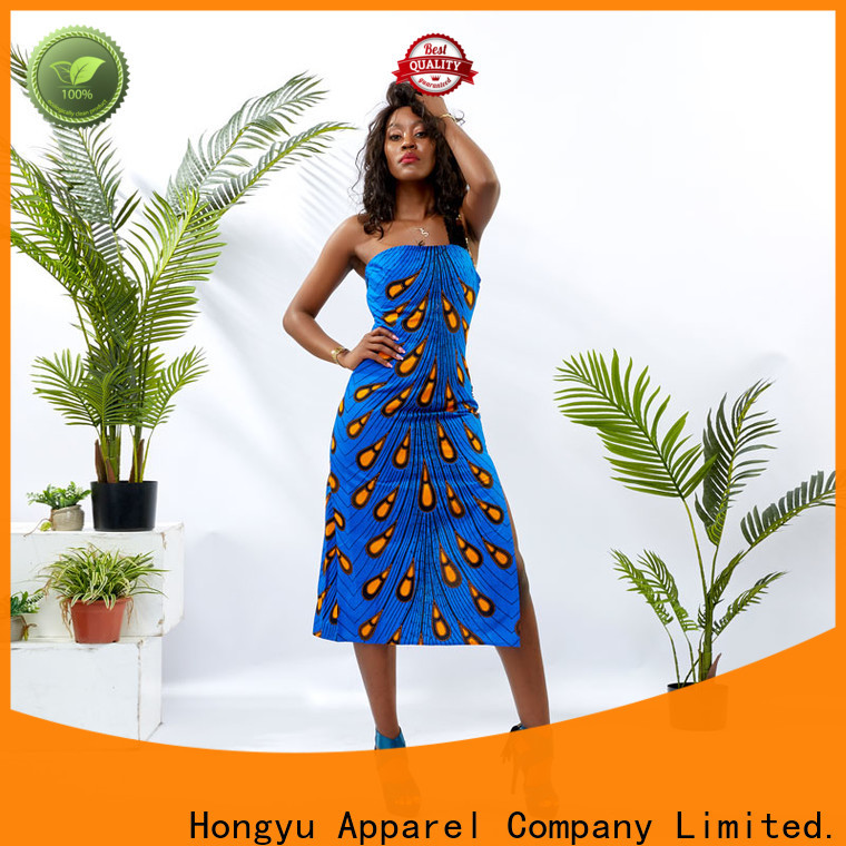 print trendy clothes for women floor africa