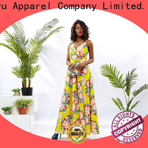HongYu Apparel pieces long african dresses floor mall