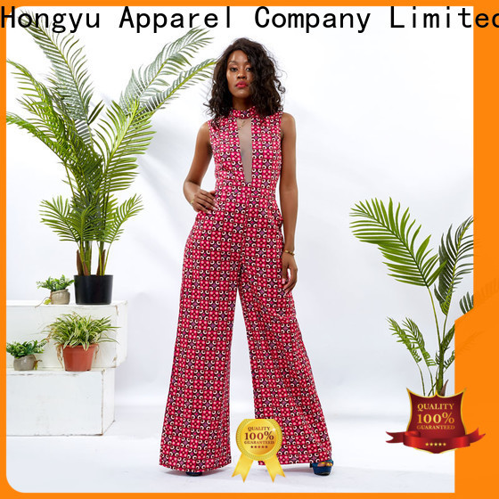 HongYu Apparel dressy jumpsuits for women design africa