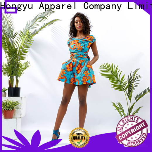 HongYu Apparel soft going out jumpsuits romper women