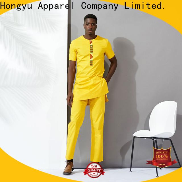 HongYu Apparel polo shorts men clothes work