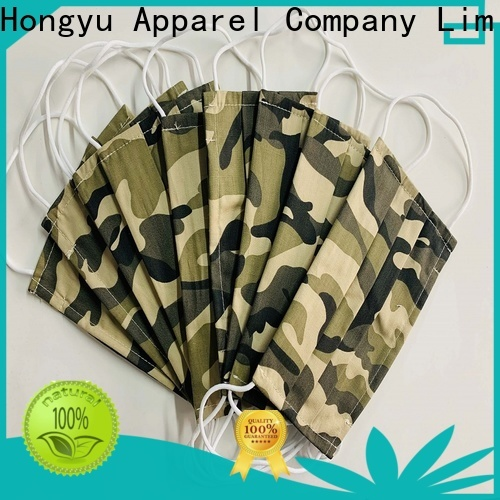 HongYu Apparel high quality disposable mask for sale for doctor