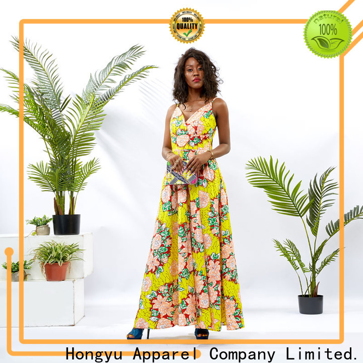 HongYu Apparel long long african dresses off africa