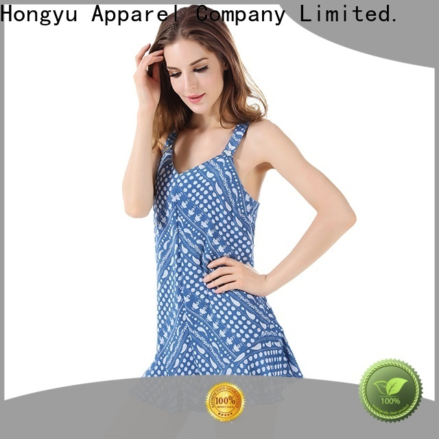 HongYu Apparel customize casual jumpsuits romper women