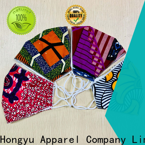 HongYu Apparel wholesale surgery mask for women for hospital