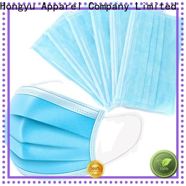 HongYu Apparel disposable medical mask for doctor