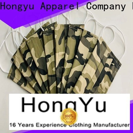 HongYu Apparel surgical face mask for sale for doctor