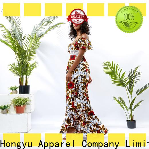 wax summer maxi dresses shoulder africa
