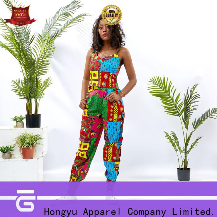 HongYu Apparel two piece long dresses women africa